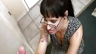 Sex Addicted Mummy Busts The..