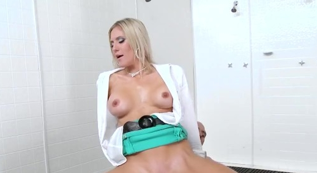 Aubrey Show gets pounded in..